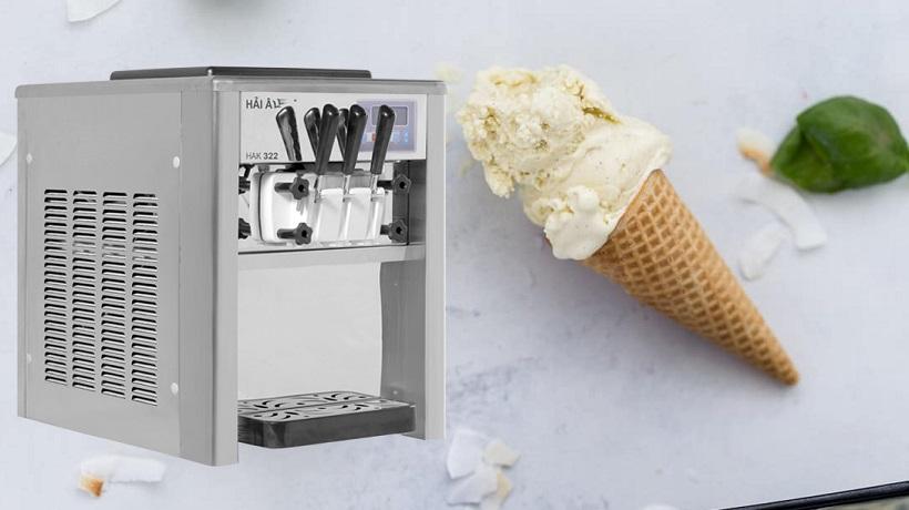 tiết kiệm chi phí nhờ dịch vụ cho thuê máy làm kem