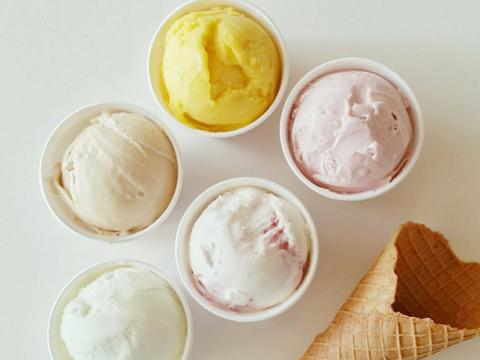 kinh doanh kem tươi lưu động thuận lợi và thách thức