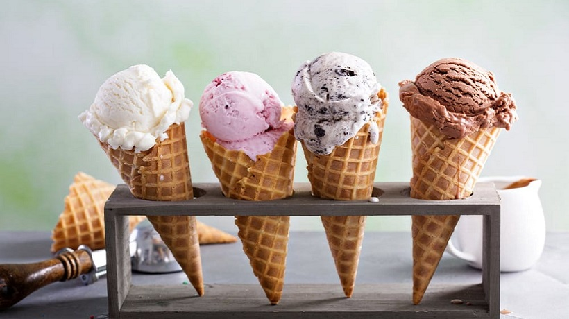 kinh doanh thành công nhờ máy làm kem tươi