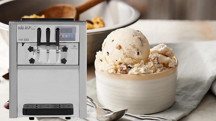 mua máy làm kem giá rẻ có tiết kiệm chi phí đầu tư