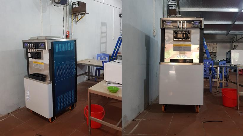 máy làm kem cao cấp HAK 325P