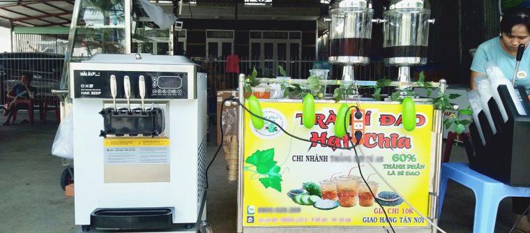 máy làm kem cao cấp HAK 322P